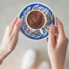 the best way for making turkish coffee