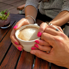how to show your love language and coffee