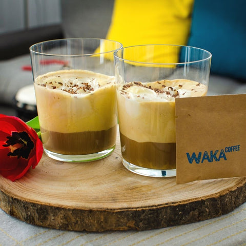 how to make affogato with instant coffee