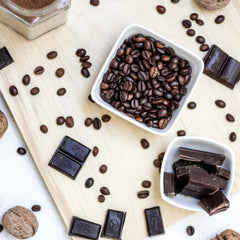 are-coffee-and-chocolate-beans-related