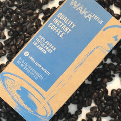 quality freeze dried instant coffee