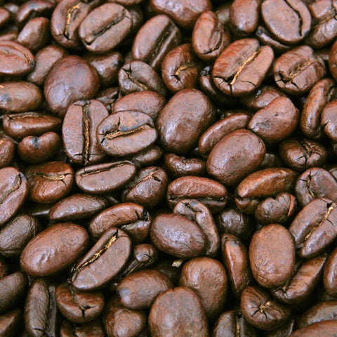 what is dark roast coffee and how much caffeine