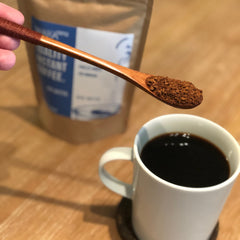 instant coffee and the best time for drinking it