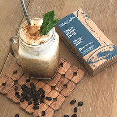 Mint Mojito Iced Coffee Recipe Inspired