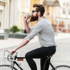 how to take coffee with you on the go