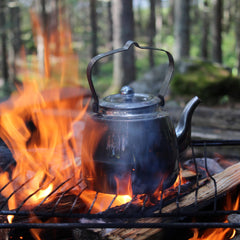 make-cowboy-coffee-while-outdoors
