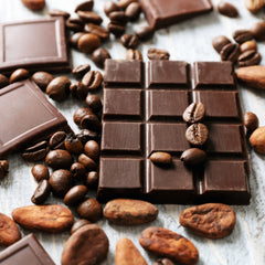 What chocolate goes best with coffee