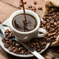Is ground coffee stronger than instant?