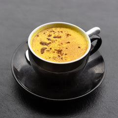 should you drink coffee with turmeric