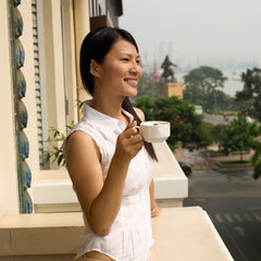 Vietnam instant coffee best taste with condensed milk