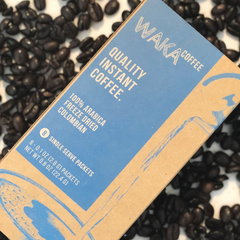 Waka Coffee Quality Instant Coffee - best instant coffee