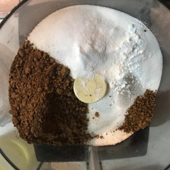 how to make a cake with instant coffee