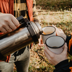 best thermos of premium instant coffee on the go