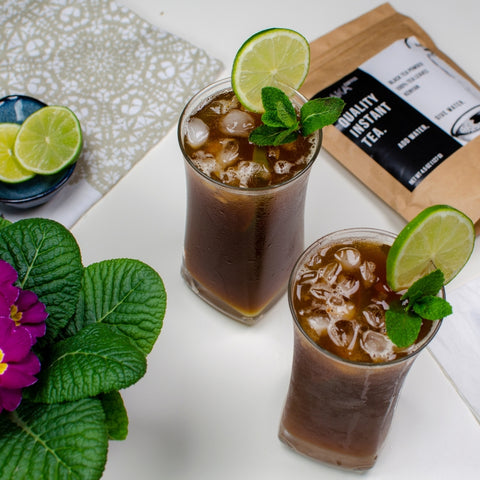 Refreshing Iced Teas for Sunny Sipping