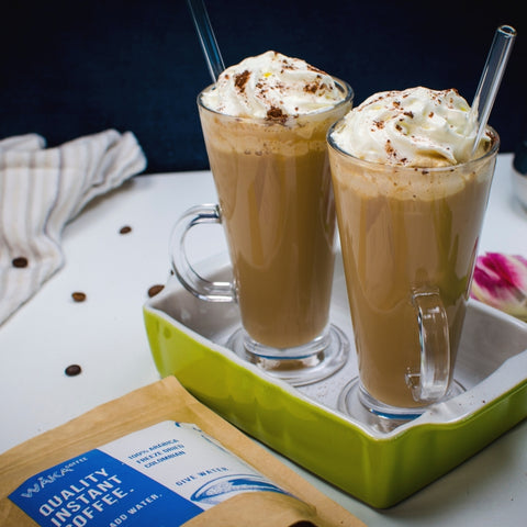 how to make white chocolate mocha instant coffee