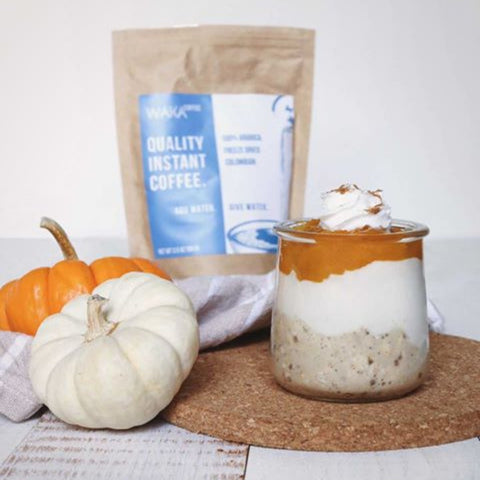pumpkin spice instant coffee reicpe