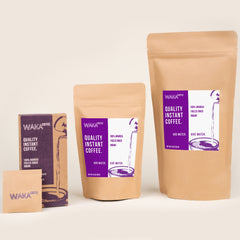 subscribe to waka coffee instant coffee