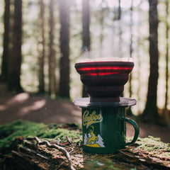 pour-over-coffee-while-camping-drip-coffee
