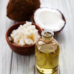 the difference between coconut oil and butter