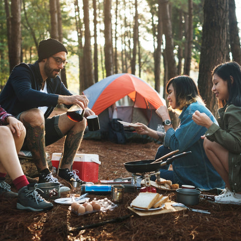 what to eat on a camping trip