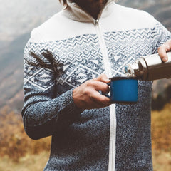 bring instant coffee your on a backpacking trip