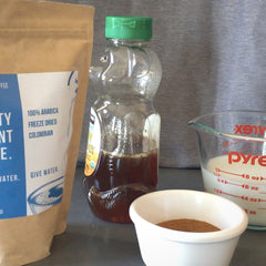 how to make the best instant coffee with rice milk