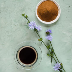 how to make chicory instant coffee