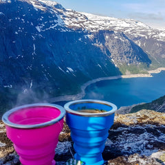travel to norway for the best coffee