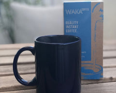 waka coffee quality instant coffee