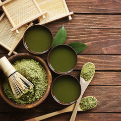 instant green tea with matcha benefits