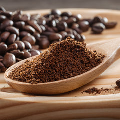 Can you use ground coffee instead of instant coffee in recipes?