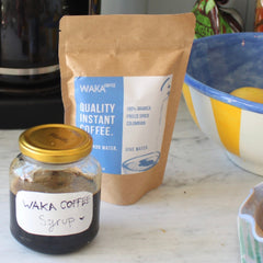 what to do with used coffee grounds from french press
