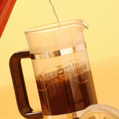 what is the best water for instant coffee