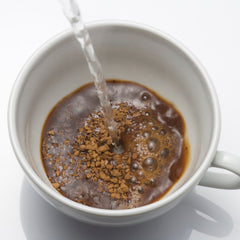 best way to make instant coffee