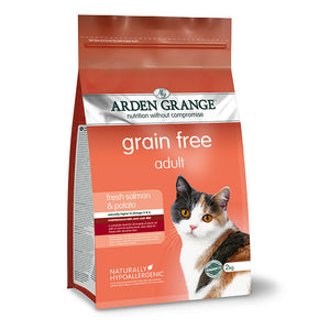 Arden Grange Adult Cat: fresh salmon & potato