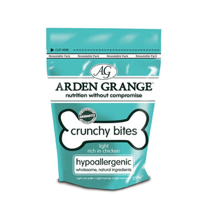 Arden Grange: crunchy bites light - rich in chicken