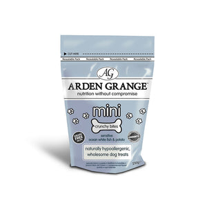 Arden Grange: mini sensitive crunchy bites