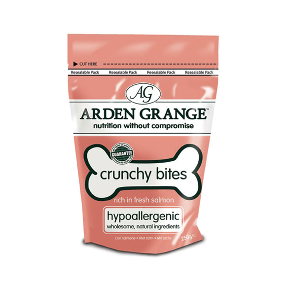 Arden Grange: crunchy bites with salmon and rice
