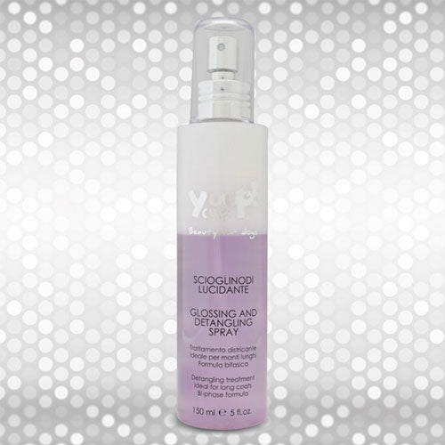 Yuup! Glossing and Detangling Spray
