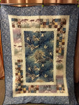 Birds in Snow Quilt
