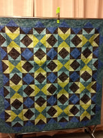 Gilded Greenery Quilt