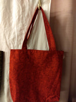 Eagle Tote/Flame Red