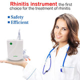 Rhinitis Sinusitis Nose Therapy Device Low Frequency Pulse Laser Massage