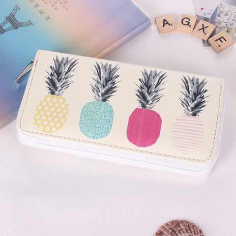 Sweet Wallet in Fresh Colors