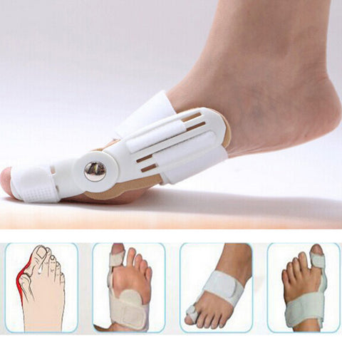 Big Toe Corrector Hallux Valgus Straightener Foot Pain Relief