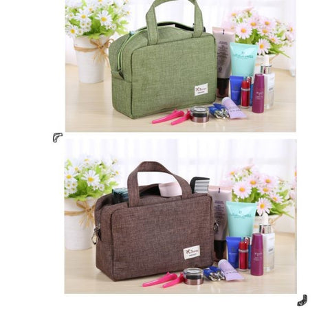 Makeup Organizer Bag Multi Functional Travel Cosmetic Bag