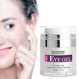 Eye Gel Cream for Dark Circles Puffiness Wrinkles Bags Under Eyes