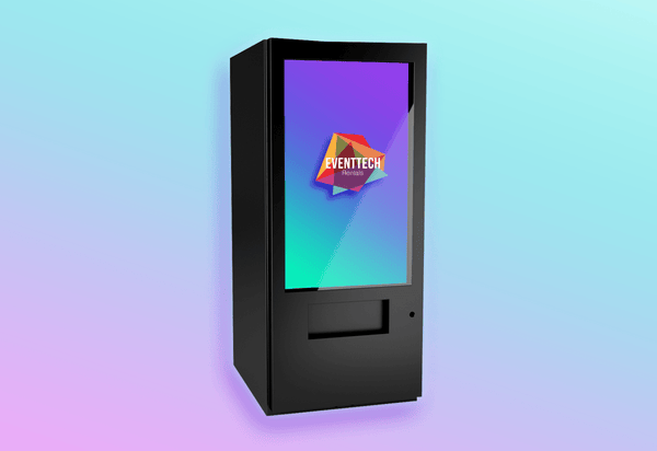 VIND: Social Media Vending Machine for Events