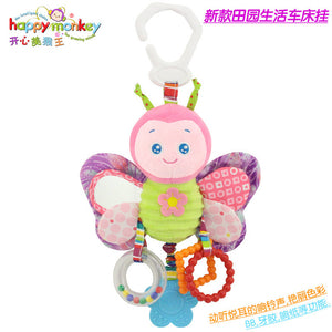 Happy Monkey Baby Bed Bell