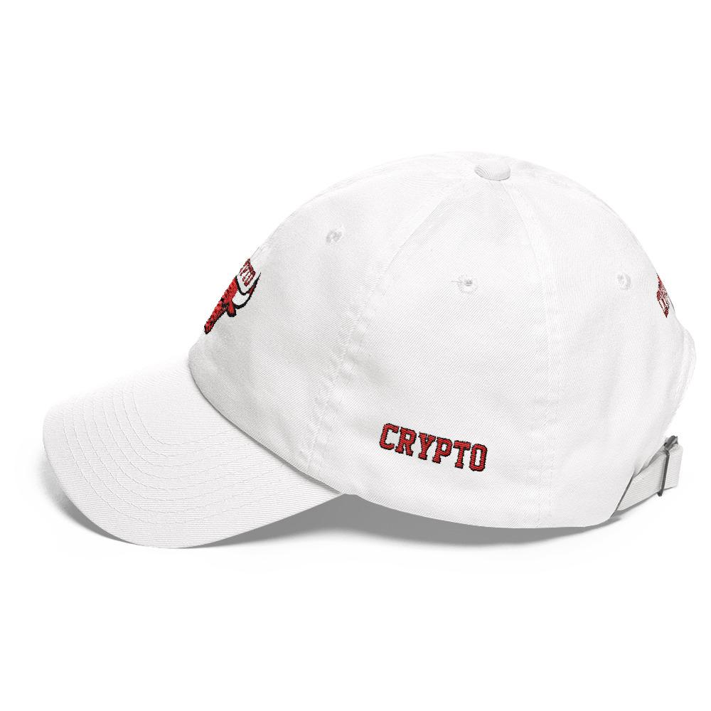 Crypto Bulls Dad Hat-CryptoClothe